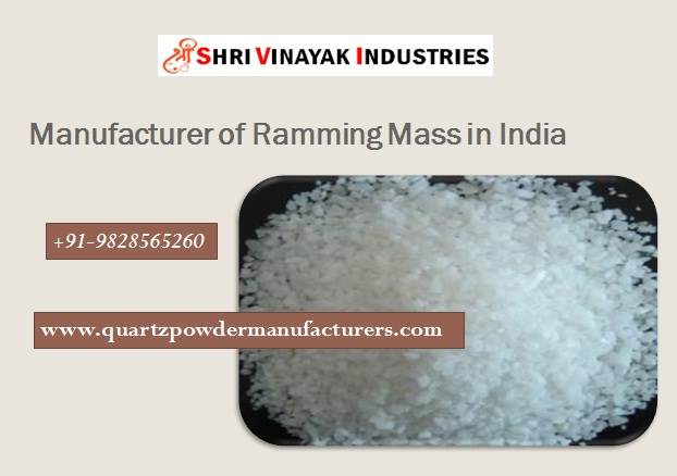 Manufacturer of Ramming Mass in India